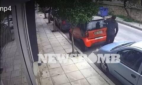 Newsbomb.gr - Κλοπή αμαξιού