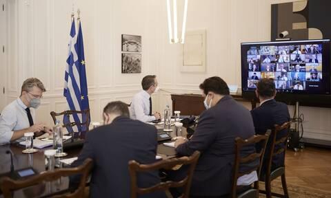OOΣΑ: Υψηλή εμπιστοσύνη των πολιτών στην κυβέρνηση για δεύτερη συνεχή χρονιά