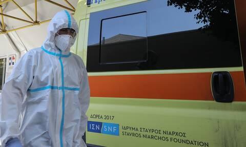Εμβόλιο: «Φαίνεται πως έχει περάσει ο κίνδυνος», λέει η 36χρονη από τη Μυτιλήνη (vid)