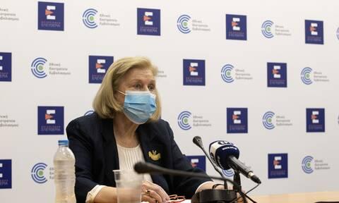 Θεοδωρίδου στο Newsbomb.gr: Δυνατότητα επιλογής στις γυναίκες 30 - 39 για όλα τα εμβόλια