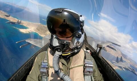 «Νταηλίκια» Τούρκων στο Αιγαίο: Άρχισε ξανά τις παραβιάσεις η διαλυμένη τουρκική αεροπορία