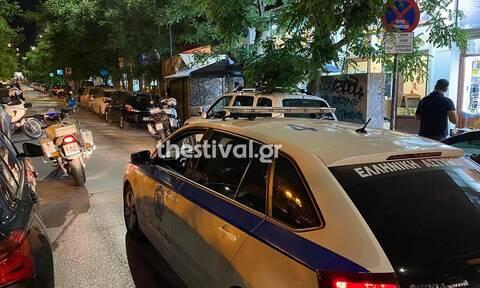 Πανικός στη Θεσσαλονίκη: Αιματηρό επεισόδιο μεταξύ αλλοδαπών – Έβγαλαν μαχαίρια