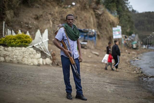 Ethiopia Tigray Crisis9