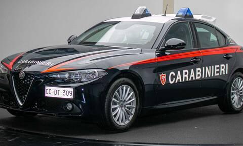 Η Alfa Romeο Giulia έγινε περιπολικό