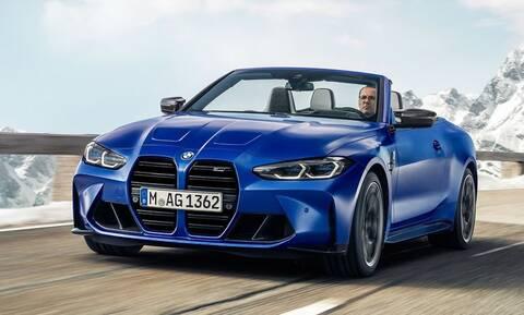Η νέα ανοιχτή BMW M4 έχει 510 άλογα και τετρακίνηση