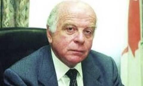 Κύπρος: Πέθανε ο πρώην υπουργός Εξωτερικών Νίκος Ρολάνδης