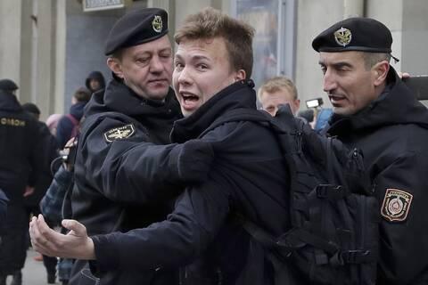 Ρουμανία: «Οδός Προτασέβιτς» στο Βουκουρέστι προς τιμήν του συλληφθέντος δημοσιογράφου