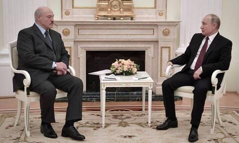 Путин и Лукашенко обсудят тему Сапеги