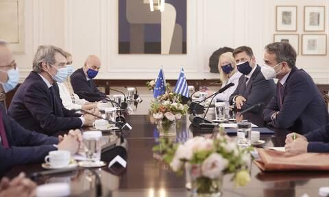 Μητσοτάκης: Το Ταμείο Ανάκαμψης να γίνει μόνιμο χρηματοδοτικό εργαλείο της Ευρωπαϊκής Ένωσης