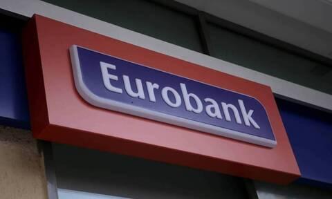 Eurobank: Καθαρά κέρδη 72 εκατ. ευρώ το πρώτο τρίμηνο