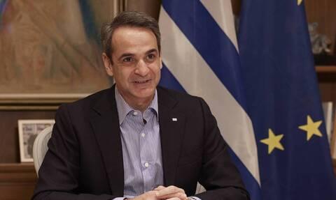 Live η ομιλία Μητσοτάκη στα 40 χρόνια από την ένταξη της Ελλάδας στην Ευρωπαϊκή Ένωση