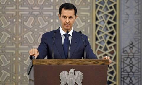 Συρία: Ο Μπασάρ αλ Άσαντ επανεξελέγη πρόεδρος με ασύλληπτο ποσοστό