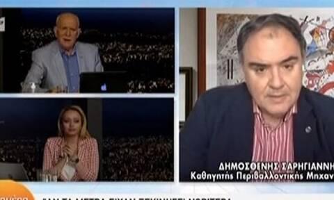 Έσβησαν τα φώτα στον αέρα της εκπομπής του Καλημέρα Ελλάδα - Πώς αντέδρασε ο παρουσιαστής