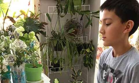 12χρονος μπήκε στο βιβλίο Γκίνες χάρη στην κατασκευή του