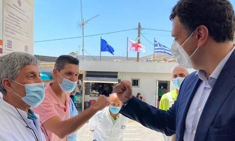 Κικίλιας: Πρόγραμμα κινήτρων για τους γιατρούς του ΕΣΥ που θα υπηρετούν στα νησιά