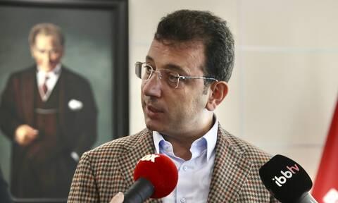 Τουρκία: Φυλάκιση του δημάρχου Κωνσταντινούπολης, Εκρέμ Ιμάμογλου, για εξύβριση ζήτησε εισαγγελέας