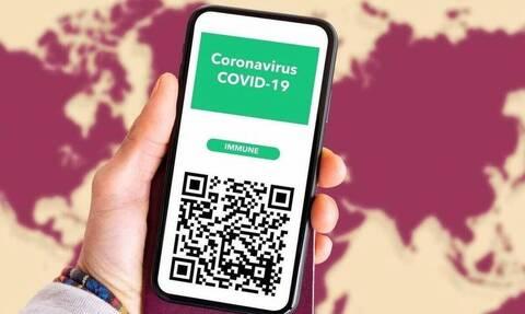 Ψηφιακό Πιστοποιητικό Covid: Πρεμιέρα στις 3 Ιουνίου - Ποιοι έχουν δυνατότητα να το εκδώσουν