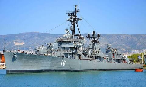 Αντιτορπιλικό «Βέλος»: Πόλος έλξης το ιστορικό πλοίο του Πολεμικού Ναυτικού που έγινε πλωτό μουσείο