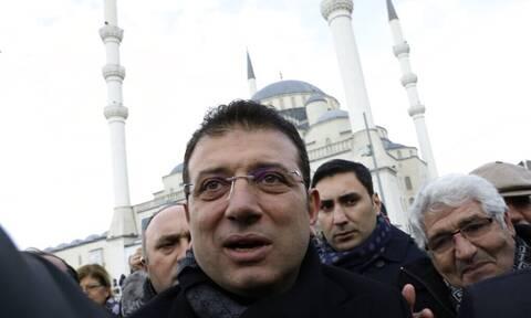 Τουρκία: Εντείνεται η πίεση κατά του αντιπάλου του Ερντογάν-Αντιμέτωπος με 4ετή φυλάκιση ο Ιμάμογλου