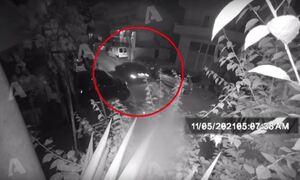 Δολοφονία στα Γλυκά Νερά: Νέα βίντεο με το ύποπτο αυτοκίνητο