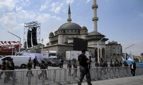 Τουρκία: Το τζαμί του Ερντογάν στην πλατεία Ταξίμ και η αντιπαράθεση για αυτό