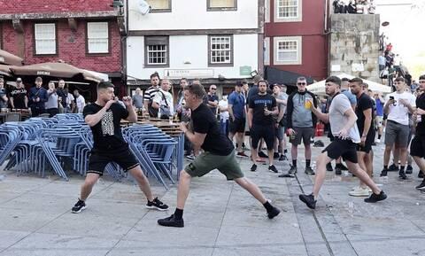 Τελικός Champions League: «Ξύλο» στους δρόμους του Οπόρτο – Ενοχλημένοι οι κάτοικοι! (vids+pics)