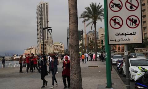 Λίβανος: Πάνω από 10.000 άνθρωποι εμβολιάστηκαν για την COVID-19 σε μια μέρα