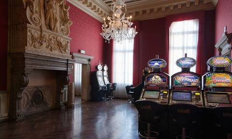 Το πρώτο καζίνο άνοιξε τον 17ο αιώνα και λειτουργεί ακόμα