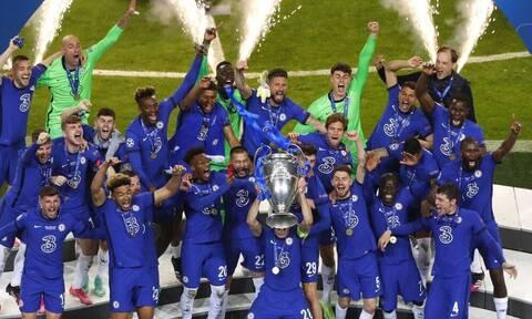 Τσέλσι: Αυτή είναι η πρωταθλήτρια Ευρώπης - Η ιστορία των «μπλε»