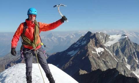 Φώτης Θεοχάρης: Ο αστυνομικός - ορειβάτης που θα ανέβει στα 8.611 μέτρα υψόμετρο στο Newsbomb.gr