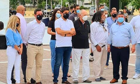Αυγενάκης: Αφού απαγόρευσε τις εκλογές της ΕΟΚ πήγε σε «μάζωξη» στο Ολυμπιακό Χωριό