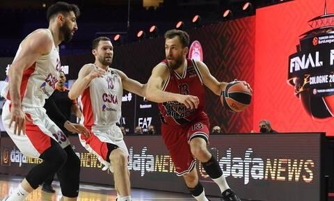 Euroleague: Η Αρμάνι Μίλανο νίκησε την ΤΣΣΚΑ και πήρε την τρίτη θέση (videos+photos)