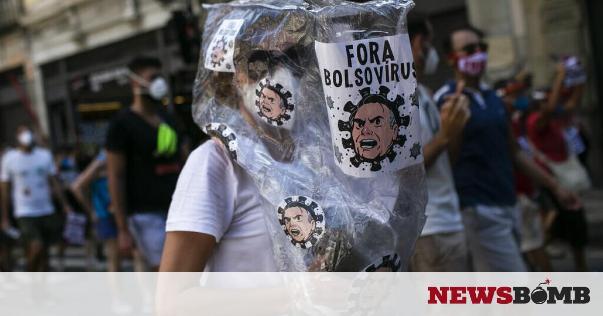 facebookbrazil protest