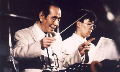 Ακίρα Ιφουκούμπε (Akira Ifukube)