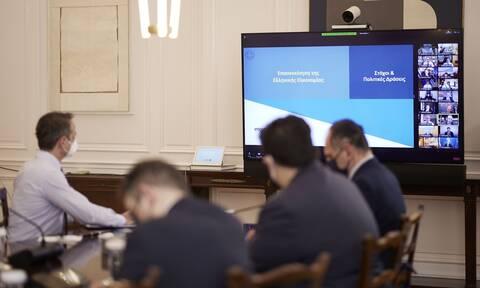 Υπουργικό Συμβούλιο: Συνεδριάζει το μεσημέρι υπό τον Κυριάκο Μητσοτάκη - Τα θέματα που θα συζητηθούν