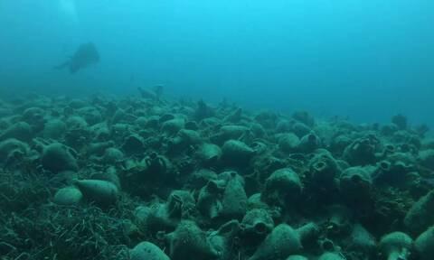 Ανοίγει το πρώτο υποβρύχιο μουσείο της Ελλάδας στην Αλόννησο (video)