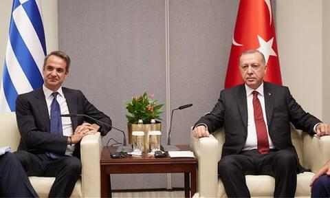 «Κλείδωσε» συνάντηση Μητσοτάκη - Ερντογάν στην σύνοδο του ΝΑΤΟ