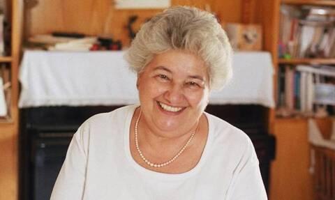 Умерла писательница и первая греко-кипрская женщина-парламентарий Рина Катселли