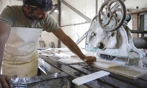Η ΑΠΟΣΤΟΛΗ συνεχίζει να στηρίζει τις πολύ μικρές επιχειρήσεις με παραγωγικό εξοπλισμό