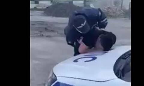Σοκ στη Ρωσία μετά τη δολοφονία νεαρού Αζέρου από αστυνομικά πυρά (ΣΚΛΗΡΕΣ ΕΙΚΟΝΕΣ)