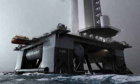 «Δείμος»: Ελληνικό όνομα για το θαλάσσιο διαστημοδρόμιο της SpaceX του Έλον Μασκ