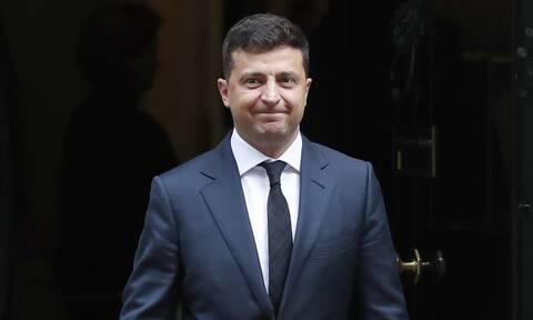 Όπλα από τη Γερμανία ζητά ο Ουκρανός πρόεδρος Ζελένσκι