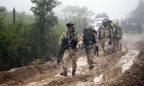 Νέα σφαγή στην Κολομβία: Ένοπλοι δολοφόνησαν εννέα άτομα