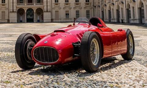 Δείτε την ιστορία της φημισμένης Lancia D50 του μεγάλου Alberto Ascari