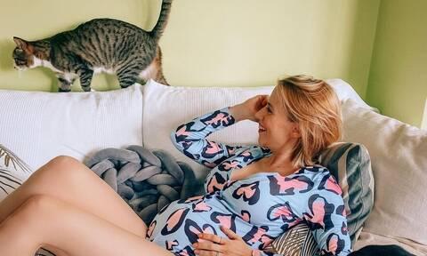 Νάντια Μπουλέ: Έτσι δεν παίρνει κιλά στην εγκυμοσύνη