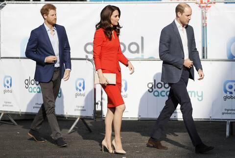 Κέιτ Μίντλετον: Η μελλοντική βασίλισσα που αγνόησε τη Μέγκαν Μάρκλ και εμφανίστηκε…υπεράνω