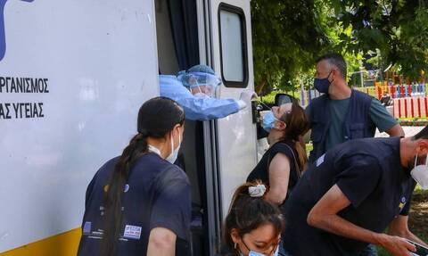 Κρούσματα σήμερα: Στην Αττική οι 959 μολύνσεις - 169 στη Θεσσαλονίκη