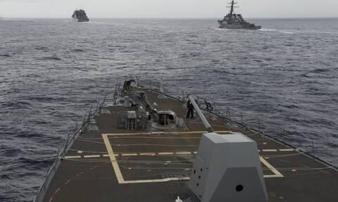 «Ποιος θα νικούσε σε έναν πόλεμο ΗΠΑ- Κίνας;»: Άρθρο του ναυάρχου Τζέιμς Σταυρίδη