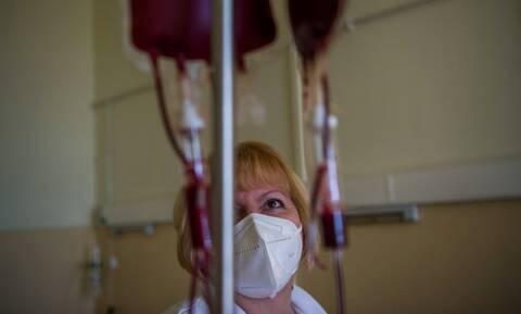 Κορονοϊός: Ασφαλείς οι μεταγγίσεις αίματος