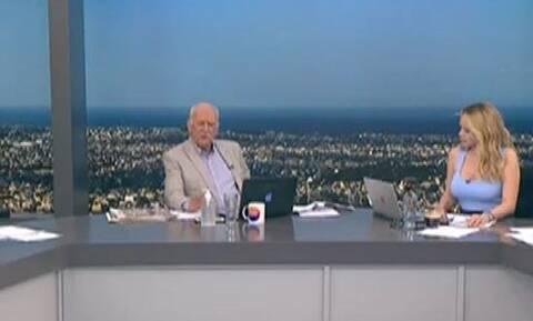 Γιώργος Παπαδάκης: Έξαλλος με τηλεθεατή που τον αποκάλεσε «σκουλήκι περιπτερά»